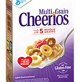 Multigrain Cheerios