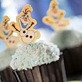Olaf Specialty Cupcake