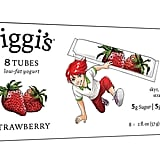 Siggi's Low-Fat Yoghurt Tubes