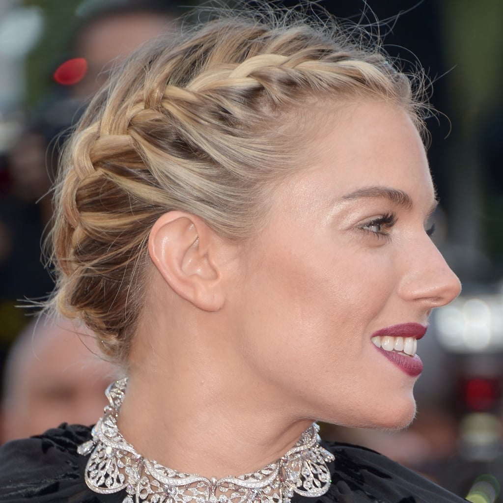 Brilliant How To Do Updos For Short Hair And Bobs Popsugar Beauty Uk Short Hairstyles Gunalazisus