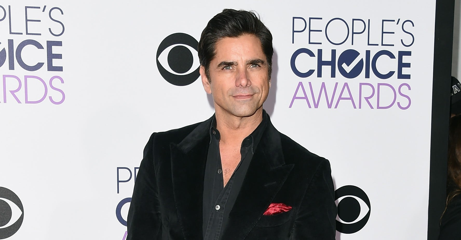 John Stamos Says He and His Wife, Caitlin McHugh, Really Want to Have Another Baby