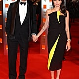 In Britain For The BAFTAs