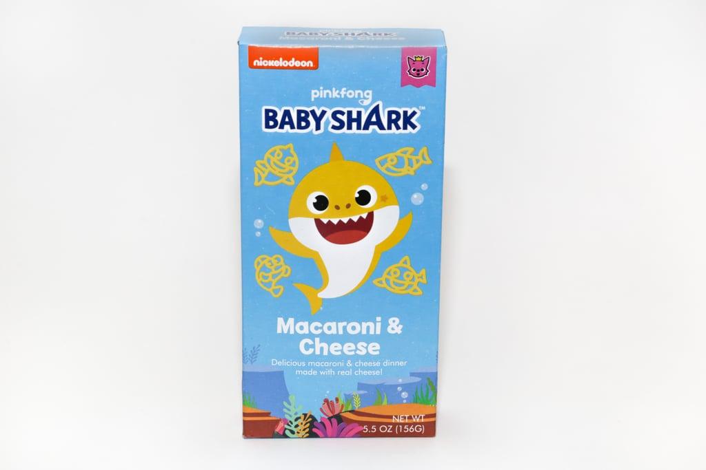 Baby Shark Macaroni and Cheese