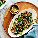 Easy Vegetarian Recipe: Spicy Kale and Coconut Fried Rice