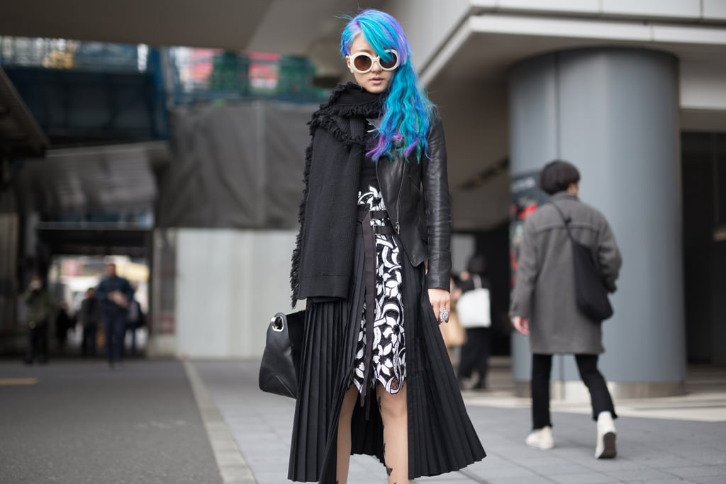 13 Crazy Colorful Styling Tricks to Copy From Tokyo Fashion Week