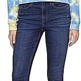 Calvin Klein Tie-Dye Crop Hoodie Sweatshirt