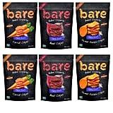 Bare Baked Crunchy Veggie Chips, Variety Pack