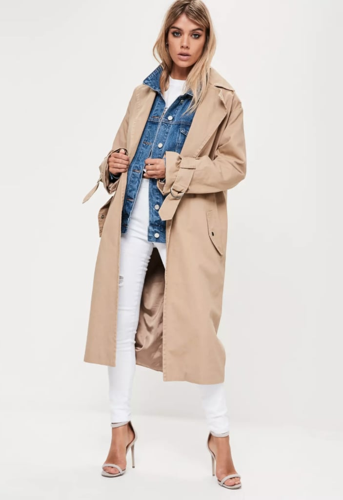 Missguided Trench Coat