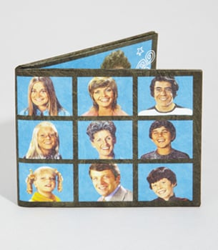 The Brady Bunch Wallet ($14)