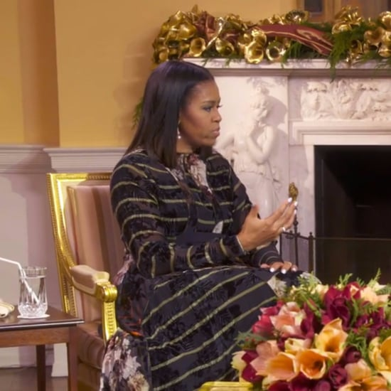 Michelle Obama's Interview With Oprah About Obama and Trump