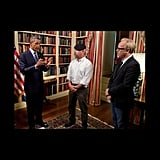 President Obama Takes on Mythbusters