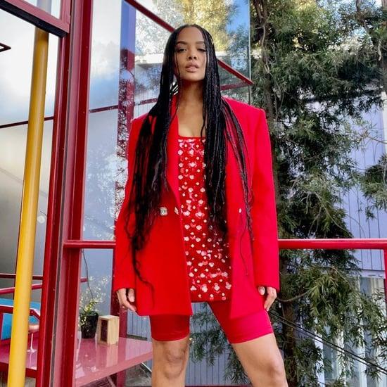 See Tessa Thompson's Sylvie's Love Press Tour Outfits
