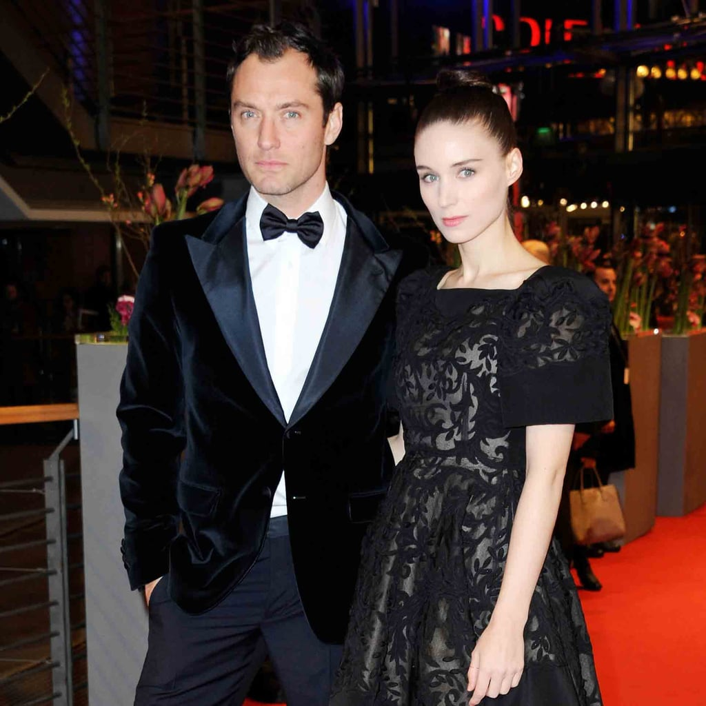Jude Law and Rooney Mara at Their Berlin Premiere   Pictures
