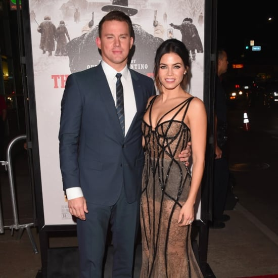Channing Tatum at The Hateful Eight LA Premiere | Pictures