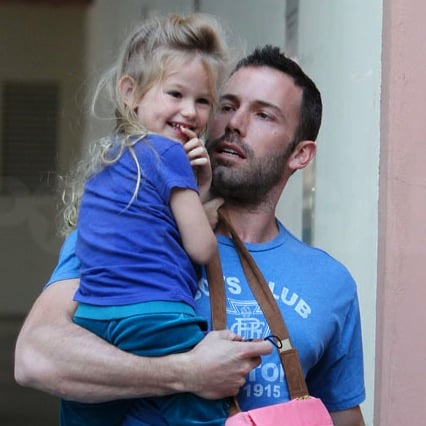 Photos of Violet Affleck on Her Birthday