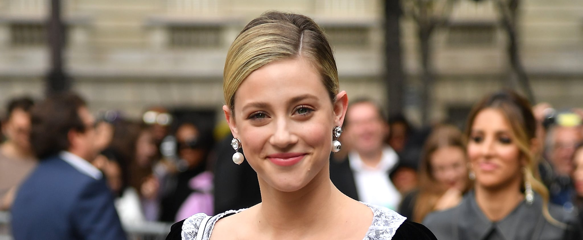 Lili Reinhart Reveals Her Riverdale Makeup Secret