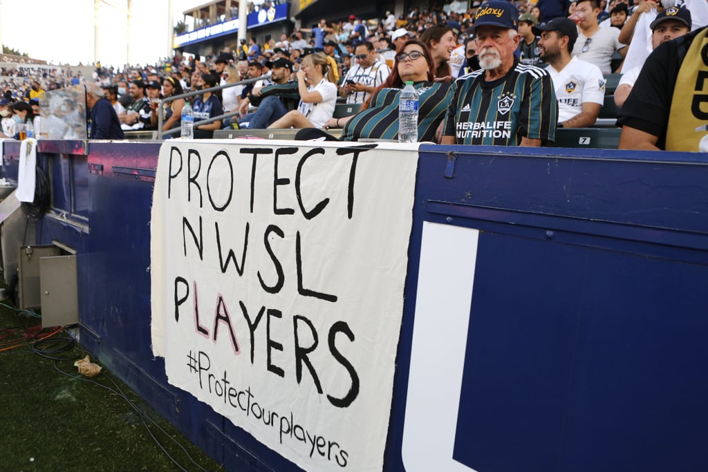 NWSL Players Stop Games at 6-Minute Mark to Protest Abuse