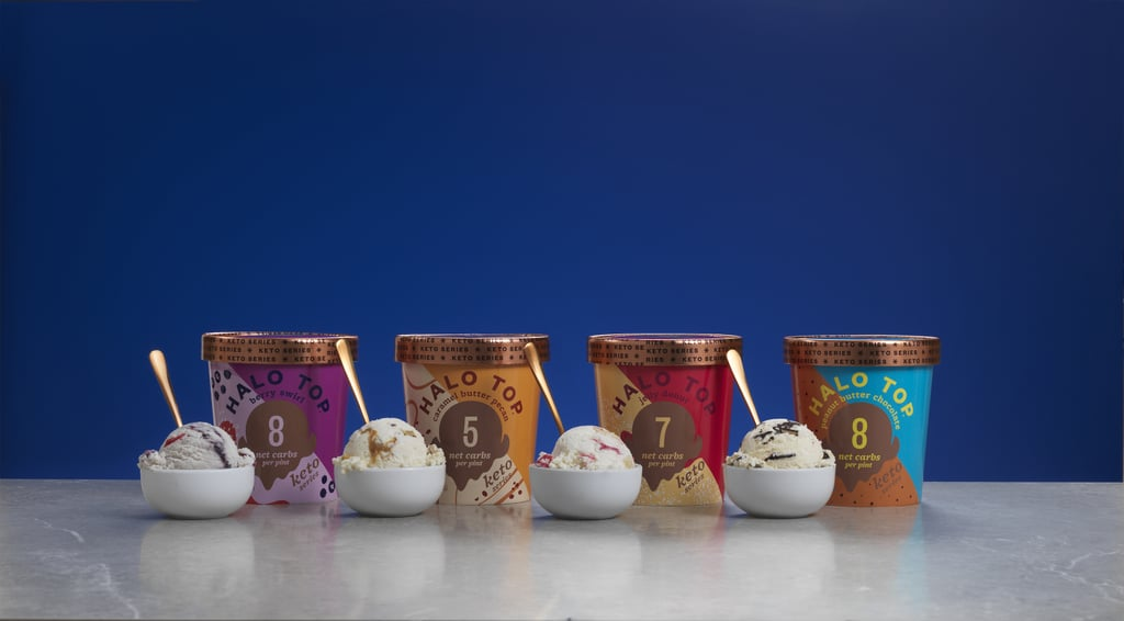 Halo Top Keto Series Is Coming to Stores