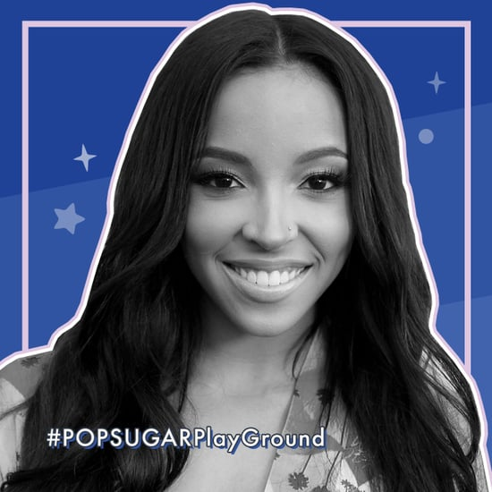 Tinashe Performing at POPSUGAR Play/Ground