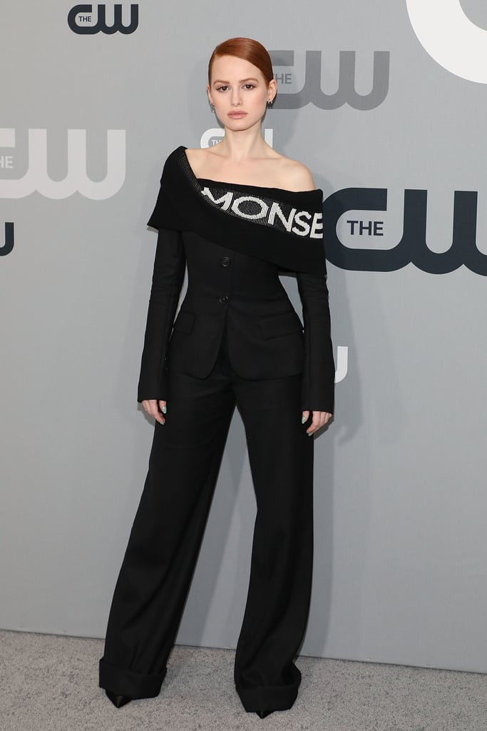Madelaine Petsch at the 2018 CW Upfronts