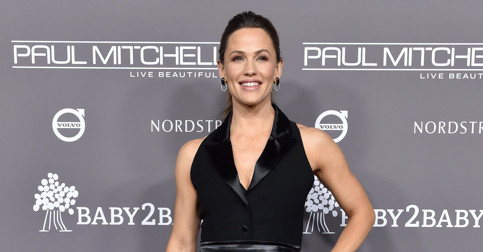 Jennifer Garner Flashes a Bright Smile at the Baby2Baby Gala