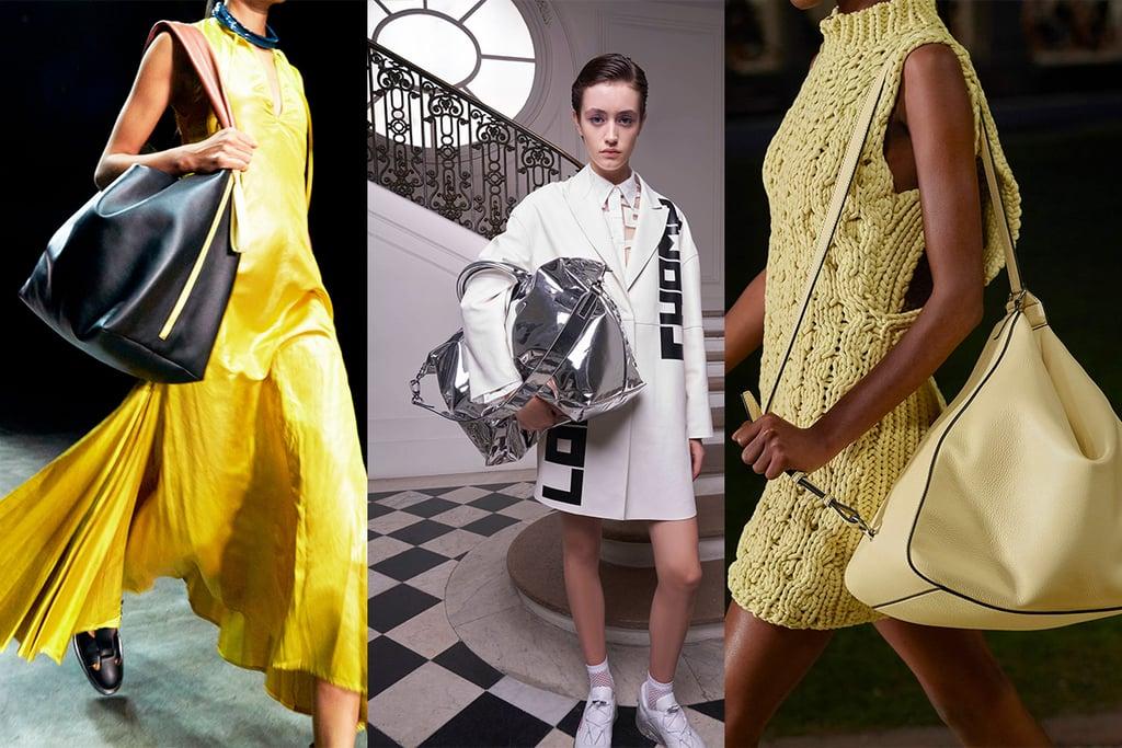 Spring 2021 Bag Trend: Oversize Carryalls