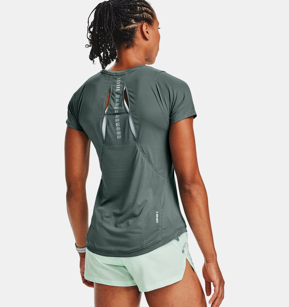 UA Qualifier Iso-Chill Short Sleeve