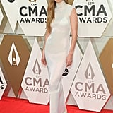 Gigi Hadid's CMA Awards Helmut Lang Dress