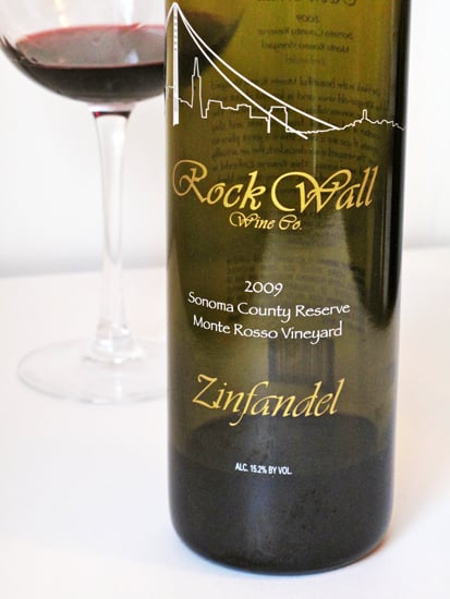 "2009 Rock Wall ""Monte Rosso Vineyard"" Sonoma County Reserve Zinfandel"