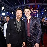 Shawn Mendes and David Guetta