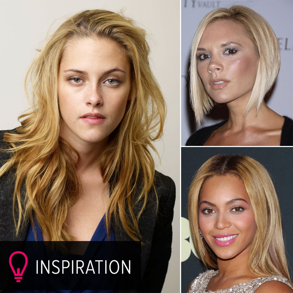 Celebrtities Who Have Flirted With Blonde Hair