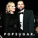 Amy Poehler and Adam Scott at the 2020 Golden Globes