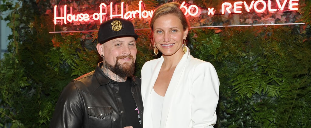 What Did Cameron Diaz and Benji Madden Name Their Baby Girl?