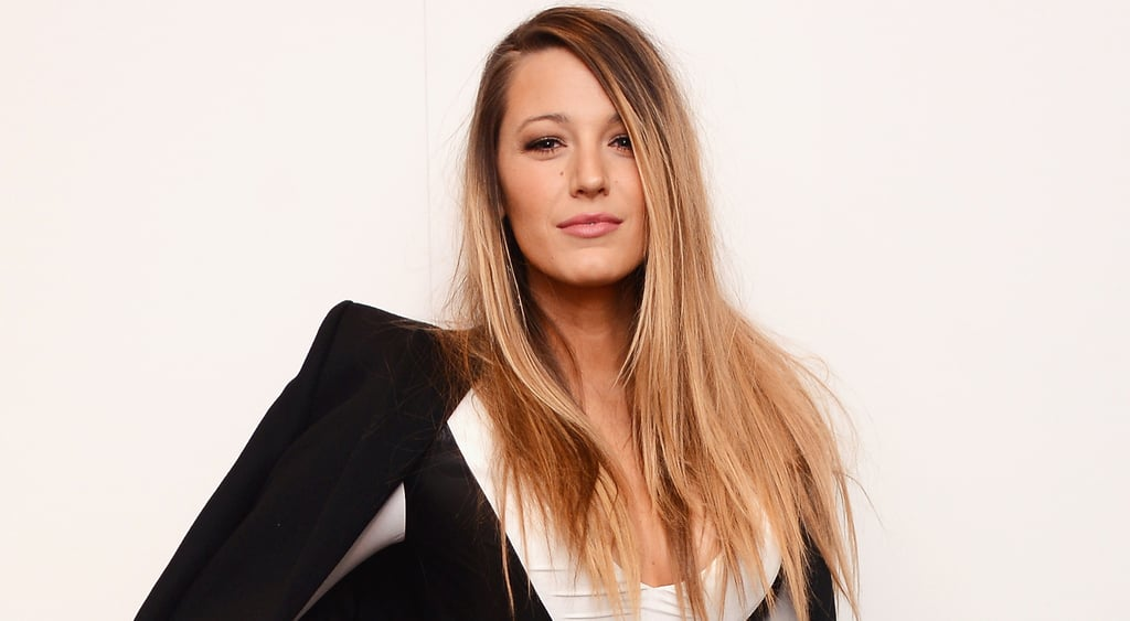 blake lively jokes about ryan reynolds on instagram popsugar celebrity. Black Bedroom Furniture Sets. Home Design Ideas