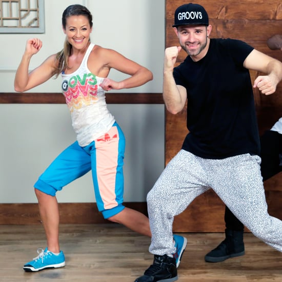10-Minute Dance Workout to Tone the Legs