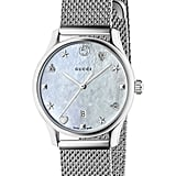 Gucci G-Timeless Mesh Bracelet Watch