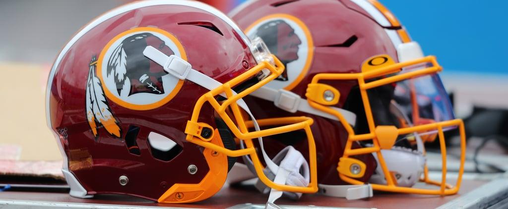 Washington's NFL Team Announces Team Name and Logo Change