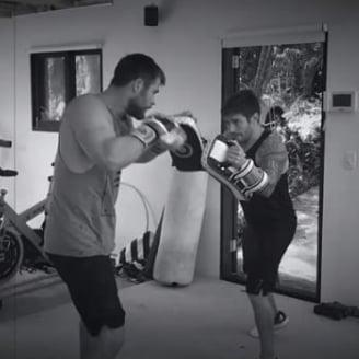 Helen Skelton vs Camilla Thurlow | Celebrity Boxing ...