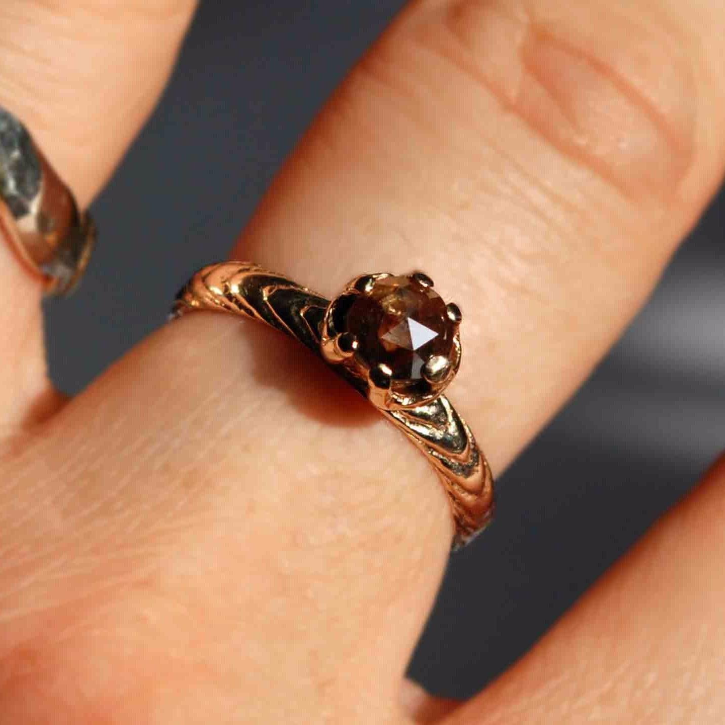 Diy Wedding Rings 43 Cool
