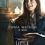 Emma Watson's Little Women Poster