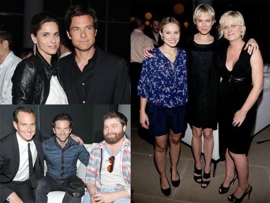 Pictures of Amanda Peet, Kristen Bell, Renée Zellweger, Bradley Cooper, Jason Bateman, and Amy Poehler at the Launch of DumbDumb