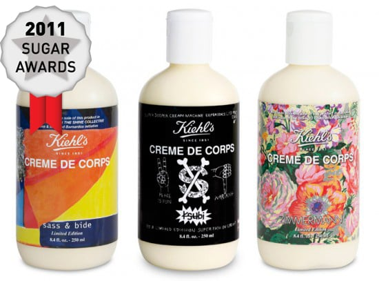 Kiehl's Wins Best Beauty Collaboration