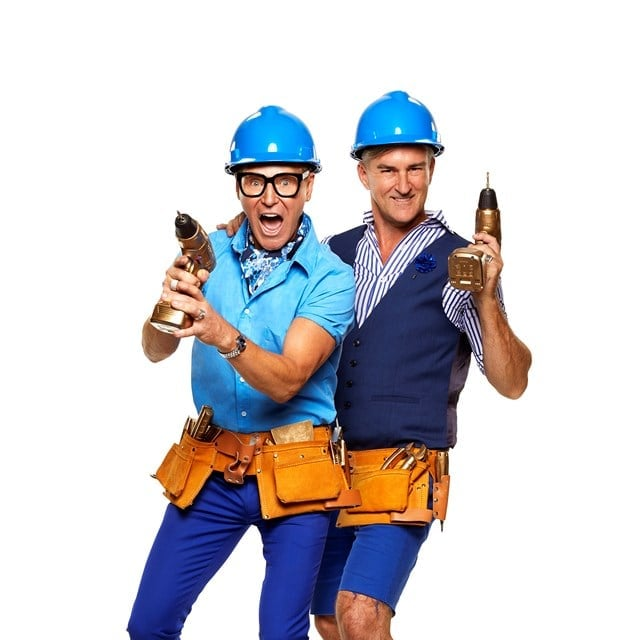 The Block Mitch and Mark The Aussie Property Flippers