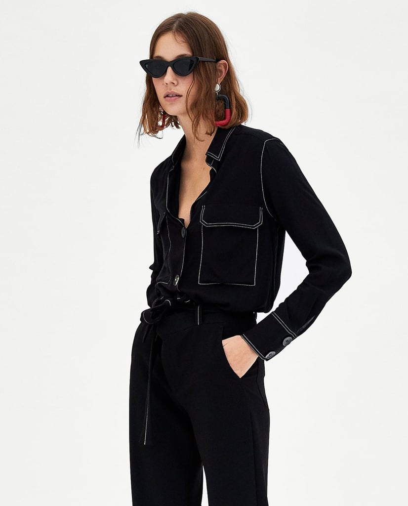 USA Zara Online Store: International Shipping Zara stores are located worldwide, however the USA Zara online store stocks exclusive pieces that cannot be found anywhere else in the world. The USA Zara online store unfortunately does not offer international shipping.