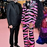 Georges LeBar and RuPaul