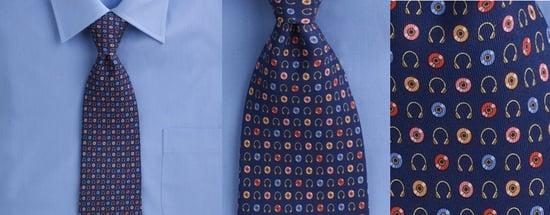 Salvatore Ferragamo Headphones Tie: Love It or Leave It?