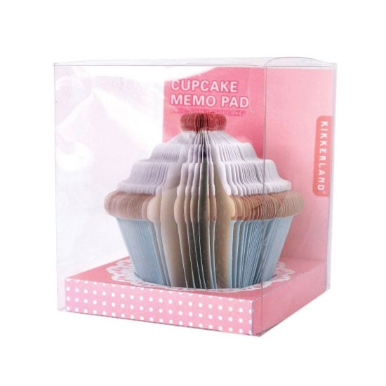 Sweet Messages Cupcake Memo Pad