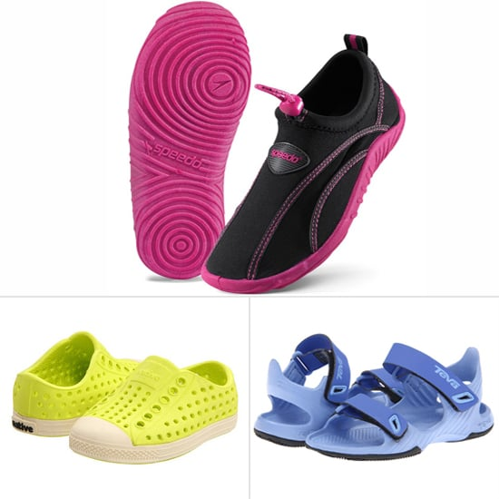 Splish Splash! Kids' Water Shoes That Protect at Play