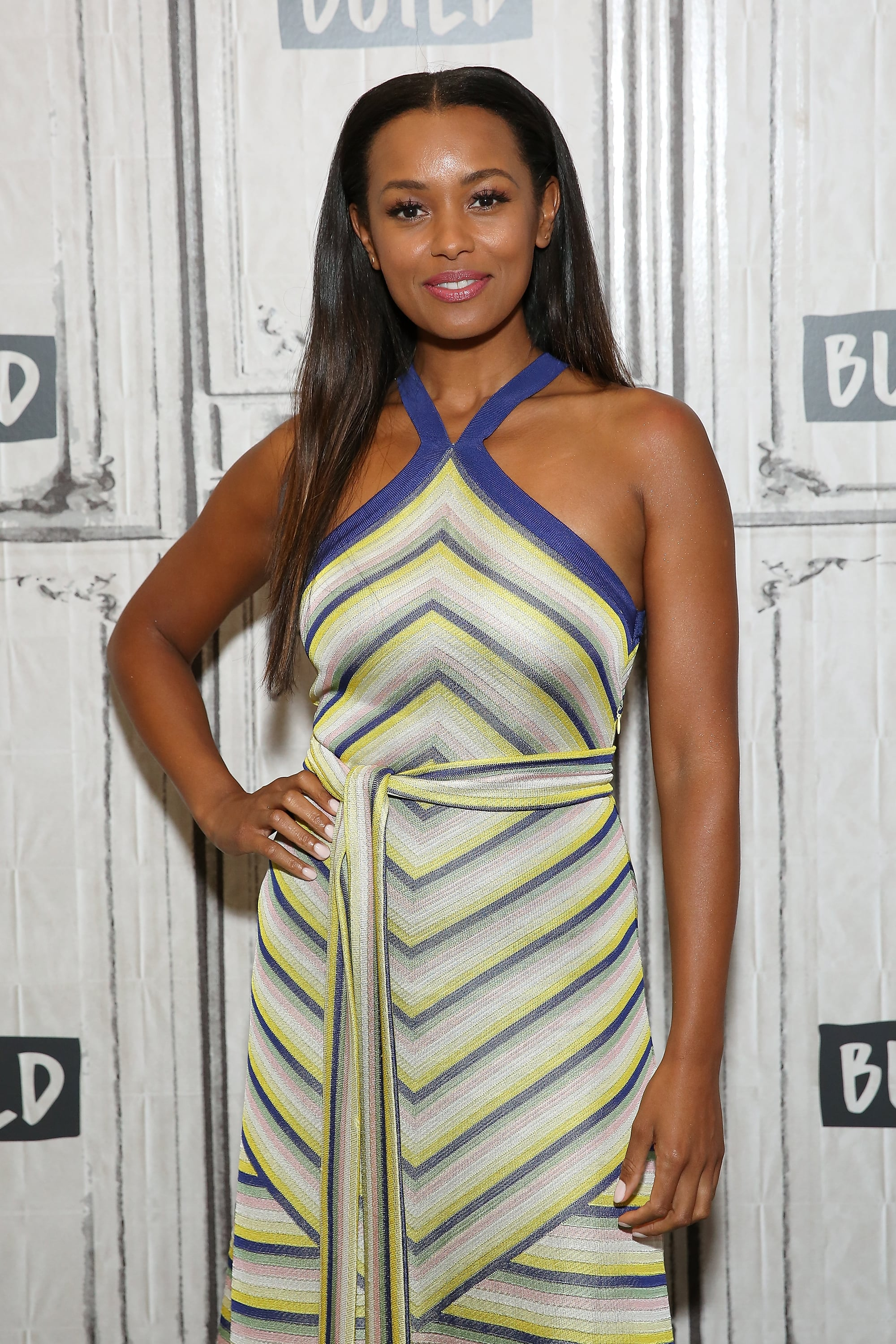 NEW YORK, NY - JUNE 29:  Actress Melanie Liburd discusses