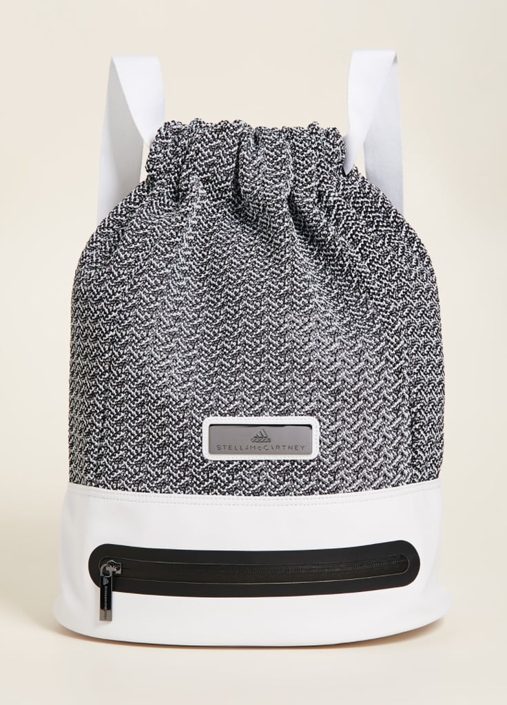 e1155a48 Adidas by Stella McCartney Knit Backpack | Cute Gym Bags 2018 ...